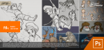 [The Art Of Aaron Blaise] Character Design [ENG-RUS].png