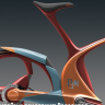 [The Gnomon Workshop] Industrial Design Rendering: Bicycle [ENG-RUS]