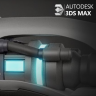 [Arrimus 3D] Introduction to Modeling in 3D Studio Max (Part 1) [ENG-RUS]