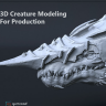 [Gumroad] 3D Creature Modeling for Production [ENG-RUS]