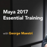 [Lynda] Maya 2017 Essential Training [ENG-RUS]