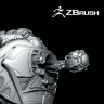 [Udemy] Zbrush 4R8: Hard Surface Sculpting for all Levels [ENG-RUS]