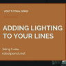 [Robotpencil] Adding Lighting to Your Lines [ENG-RUS]