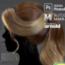 [The Gnomon Workshop] Creating a Female Hairstyle for Production with Maya XGen [ENG-RUS]