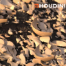 [FXPHD] Houdini Fundamentals Collection 1 [ENG-RUS]