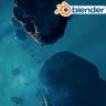 [Creative shrimp] Space VFX Elements: Volume 2 [ENG-RUS]